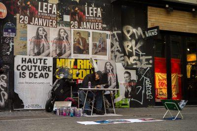 Paris centre Pompidou 25 janvier 2016