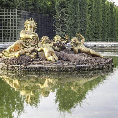 Versailles 11 juillet 2011 - Le Bassin de Cérès déesse romaine des moisson