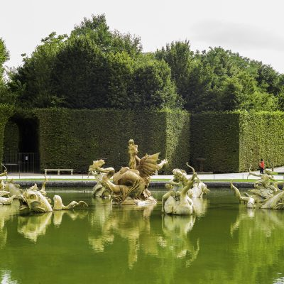 Versailles bassin du Dragon 17 août 2015