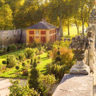 Versailles grille de l'orangerie 31 octobre 2016