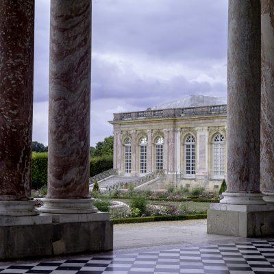 Versailles le grand Trianon 16 août 2015