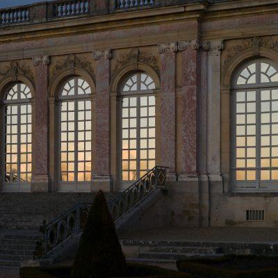 Versailles  le grand Trianon 3 décembre 2016