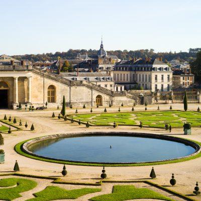 Versailles l'orangerie 31 octobre 2016 points cardinaux