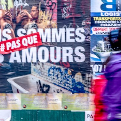Paris - Porte de Clignancourt 12 avril 2014