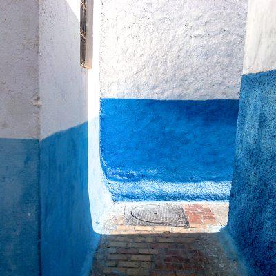 Rabat kasbah des Oudayas 22 septembre 2010