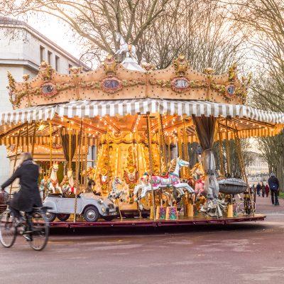 Versailles Place de l'Europe 5 janvier 2017